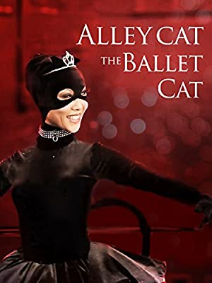 Alley Cat the Ballet Cat