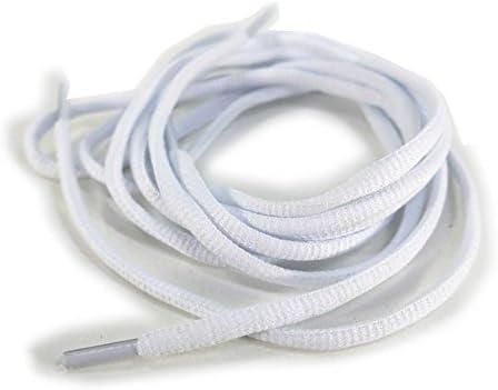 靴ひも(靴紐) シューレース 丸紐 白ホワイト ETSR-601【105cm,SHOELACE,くつひも】