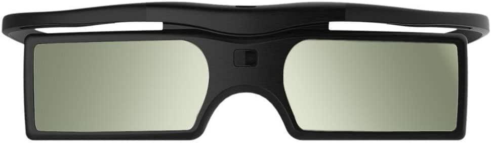 JHLQUN 3D vidrios Activos del Obturador de Bluetooth for proyector ...