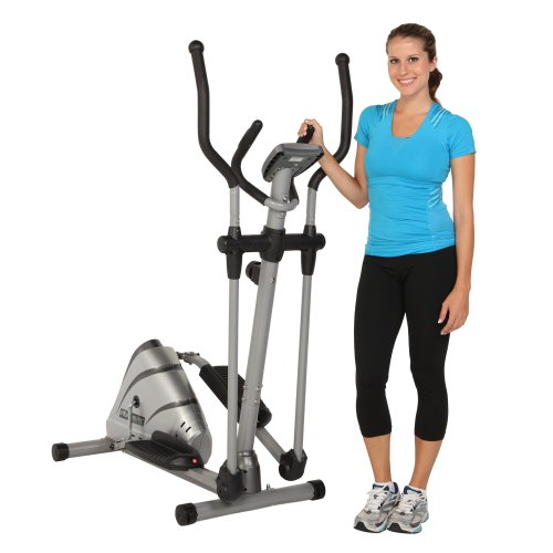 Exerpeutic 1000Xl Heavy Duty Magnetic Elliptical with Pulse