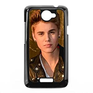 Justin Bieber HTC One X Cell Phone Case Black SIF