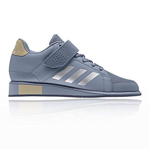 Adidas Herre Magt Perfekt Iii FitnessSko Grå (rawgre / Silvmt / Rawgol) IOwP8Umr