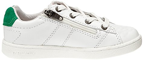 Baskets mode Malo Green mixte Cash enfant White 054 Blanc Palladium by PLDM XSwBqICx