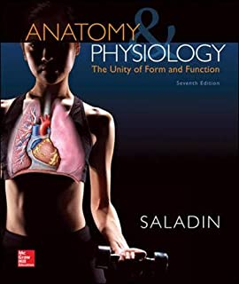 Anatomy & Physiology: The Unity of Form and Function (Standalone Book) (0073403717) | Amazon Products