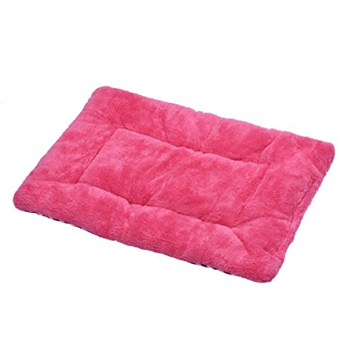 AutumnFall® Puppy Blanket Pet Cushion Small Dog Cat Bed Soft Warm Sleep Mat (B) For Sale