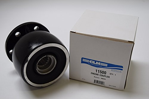 GLM MERCRUISER ALPHA ONE ENGINE COUPLER | GLM Part Number: 11500; Sierra Part Number: 18-2171; Mercury Part Number: 76850A2 ()