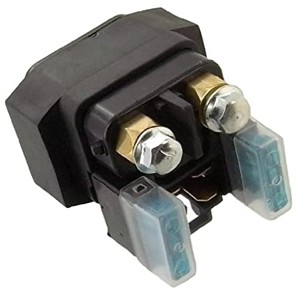 Starter Solenoid Relay Replacement For Yamaha YZF600 YZFR6RWC YZF1000 on