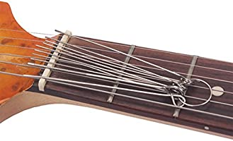 rosenice guitarra Luthier Tool guitarra Frette Protector: Amazon ...