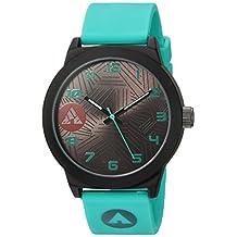 Airwalk Unisex AWW-5100-GR Analog Display Chinese Automatic Green Watch