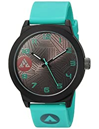 Airwalk Unisex AWW-5100-GR Analog Display Chinese Automatic Green Watch