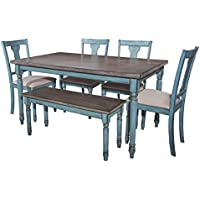 Powell Furniture 16D8214 Willow Dining Group
