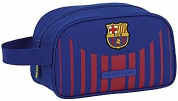 Futbol Club Barcelona - Neceser con 1 asa Adaptable a Carro (SAFTA 811729248)