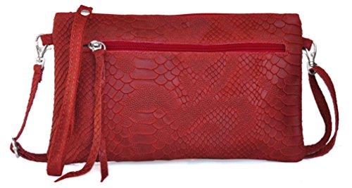 In Women's Clutch Lae Women's Clutch Red In Lae Red Lae 4rqY6IYx