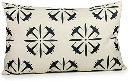 Seven20 SW11174 Star Wars Fighter Lumbar Pillow, Medium, Burlap