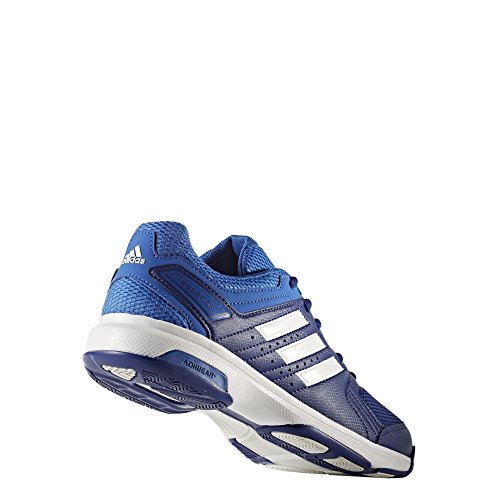 adidas Essence, Zapatillas de Balonmano Unisex Adulto Azul (Mystery Ink/footwear White/blue)