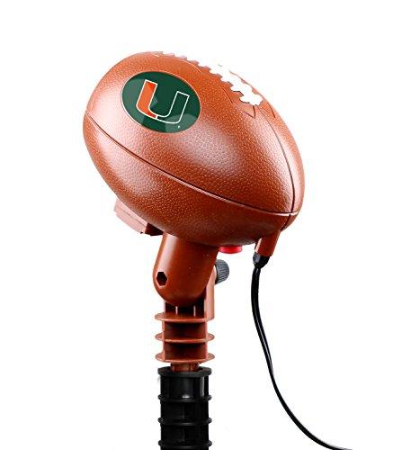 NCAA Miami Hurricanes Team Pride Light, Orange, One Size - Miami Hurricanes Light