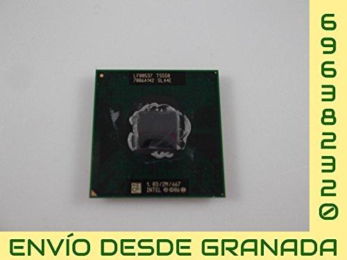 Intel Core 2 Duo T5550 1.83 GHz 2MB Cache Processor SLA4E