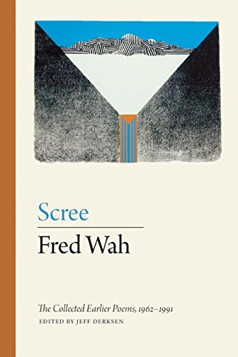 Scree: The Collected Earlier Poems, 1962-1991 by Talonbooks