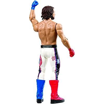 WWE Wrestle Mania AJ Styles Action Figure: Toys & Games