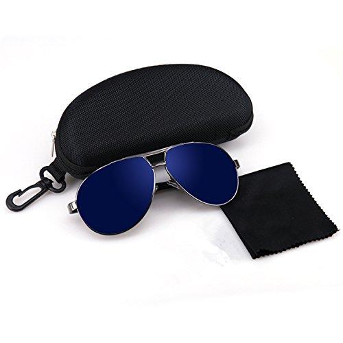 Polarized Sport Lady Men Sunglasses HD Lens Metal Frame Driving Travel Horseback Riding Fishing Golfing And Everyday Life - Riding Horseback Sunglasses