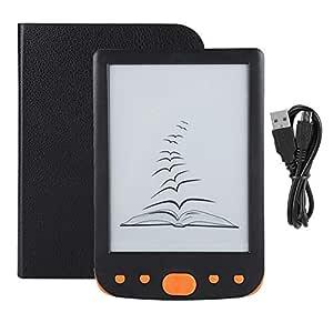 ASHATA E-Reader, Protege los Ojos, batería de Gran Capacidad 6in ...