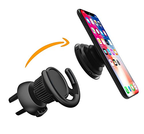 Pop Out Stand Car Mount, Fellee Pop Out Socket Air Vent Car