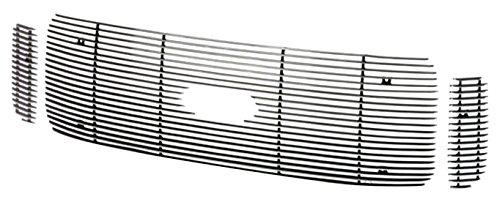 Putco 71166 Shadow Mirror Polished Aluminum Billet Grille ()