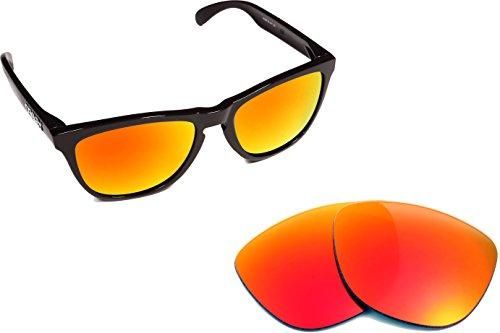 Best SEEK OPTICS Replacement Lenses Oakley MOONLIGHTER - Polarized - Lenses Moonlighter Oakley