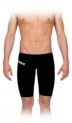 Jaked Men's COMPETITION J12 SEAL TECHNICAL SWIMSUIT 26 Black