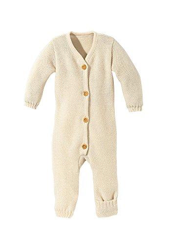 Disana 100% Organic Merino Wool Knitted Overall