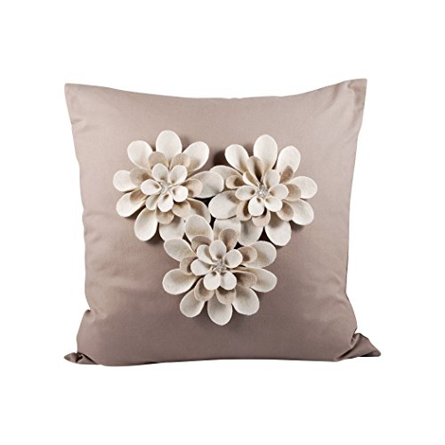 Traditional Décor Collection Fiora 20x20 Pillow