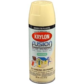Krylon K02334001 Fusion For Plastic Spray Paint