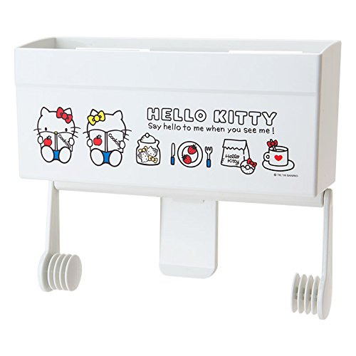 Sanrio Hello Kitty magnet with kitchen paper holder From Japan New by SANRIO