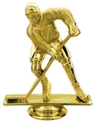 Trophy Crunch 4 in Hockey Trophy - Plaque Hockey