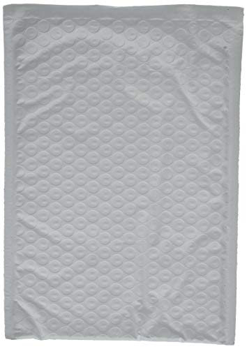 KKBESTPACK Poly Bubble Mailer 6×9 Self Seal Padded Envelopes, White