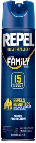 Family Formula Insect Repellent - 8