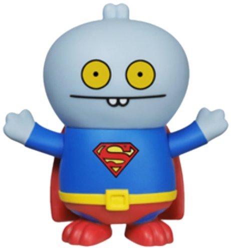 Funko UglydollDC Comics BABO as Superman Vinyl Figure ()