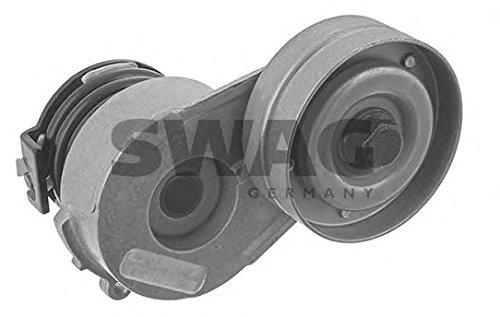 SWAG V-Ribbed Belt Tensioner Fits OPEL Astra Corsa MPV VAUXHALL 1.7L 6204663 -  40931973