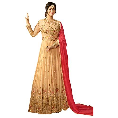 Eid Special Offer Peach Color Designer Dress Maßanfertigung Custom ...