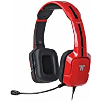 Tritton Kunai Stereo Gaming Headset for PC, Mac and Mobile Devices - Red - TRI903580002-02-1