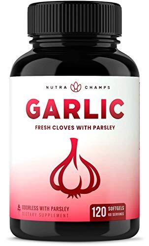 Odorless Garlic Pills Extra