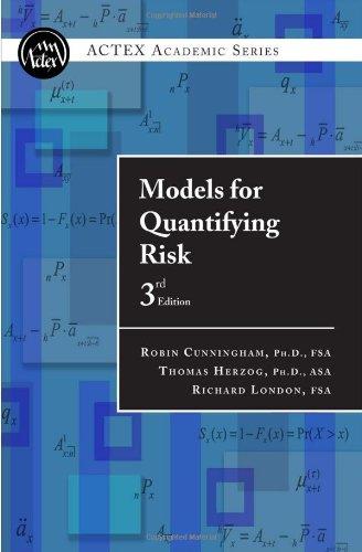 Models for Quantifying Risk