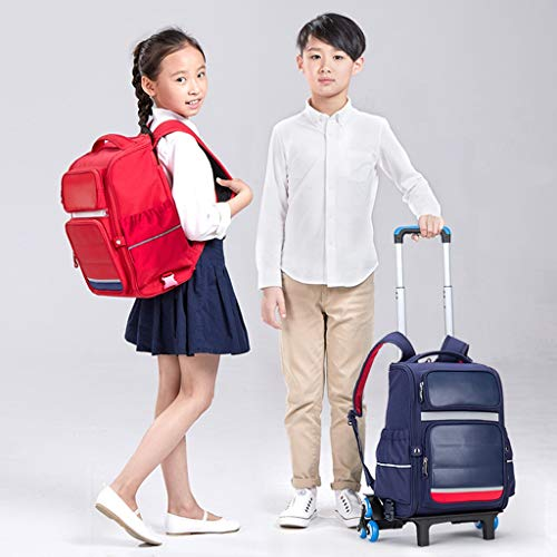 Child Trolley C Bag Three B Boy Girl Student Huimin color Round TZYPSnvq