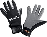 Seac Amara Comfort, 1.5 mm Neoprene Diving Gloves for Scuba Diving and Freediving