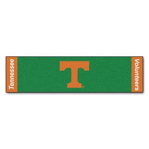 FANMATS NCAA University of Tennessee Volunteers Nylon Face Putting Green Mat
