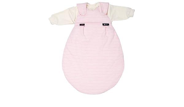 Saco de dormir Outlast rayas rosa Talla 56/62 - Juego de saco de dormir 3: Amazon.es: Bebé