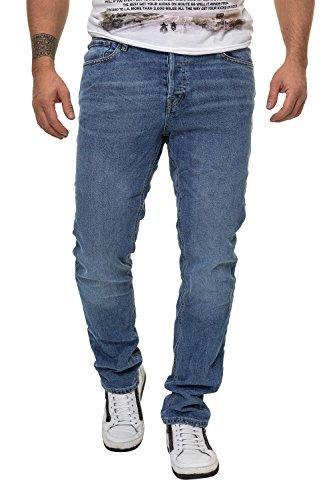 Bleu Slim Jeans Tim Fit Denim Jack amp; Jones 654 Am 12130516 TwAaRq