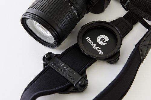 ReadyCap 77mm Lens Cap Holder and Filter Holder