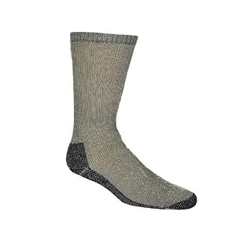 Woolrich Unisex Ten Mile Edge Series Sock, Navy, X-Large