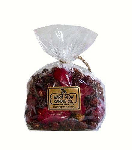 Warm Glow Candle Company Homespun Harvest 6oz Rose Hips, 6 oz